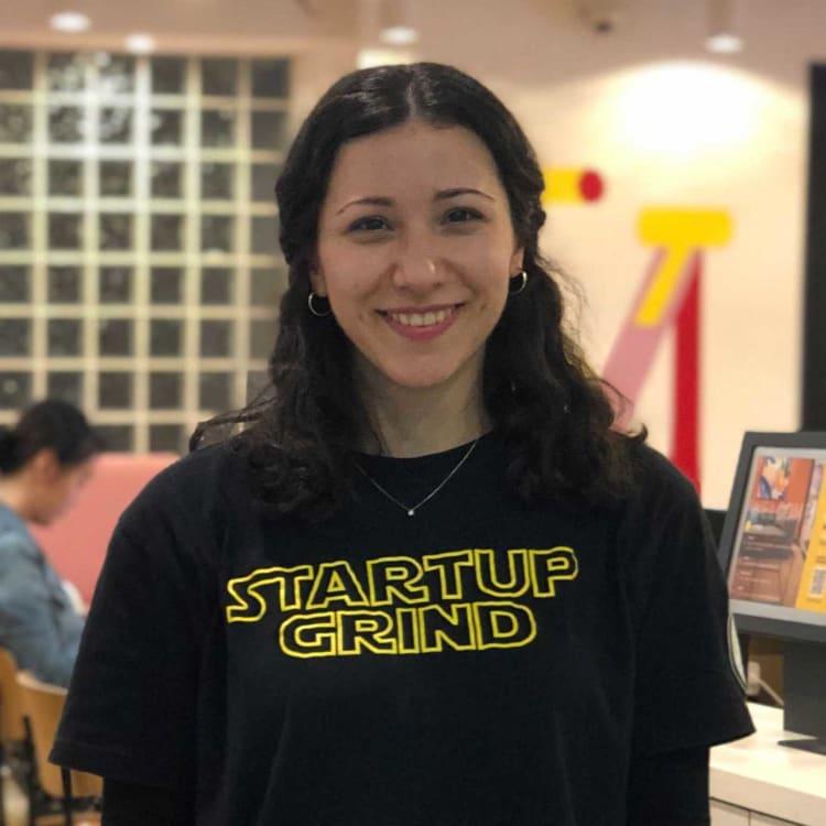 Yasemin Cilt (Startup Grind)