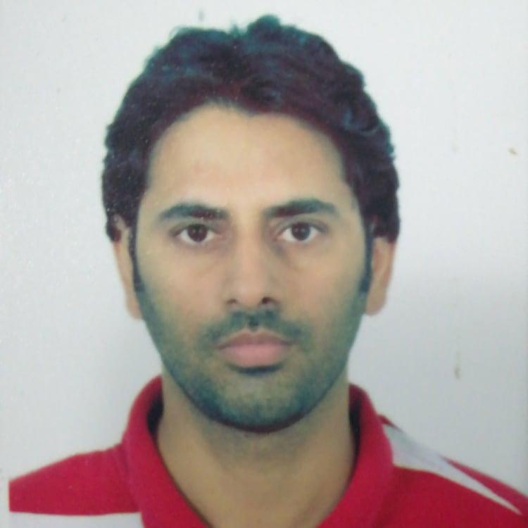 Syed Zagham Naseem