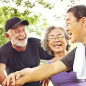 £98m Healthy Ageing Industrial Strategy Challenge Fund