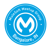 *First* MuleSoft Meetup in Bangalore, May 2018, API Design and Management