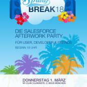 Spring Break '18 - Salesforce After Work Party