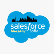 Salesforce Thursday Sofia #StudyGroup
