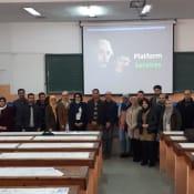 2 subjects: Discover Salesforce & l'IA with Einstein Platform Services /faculté des sciences ben m'sik Casablanca