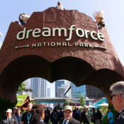 Thinking beyond a CRM + Dreamforce Global Gathering