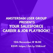 November Meetup - Your Salesforce Career & Job Playbook!