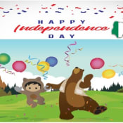 Celebrating the Nigeria Independence with salesforce  admin Abuja