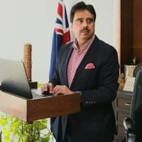 Salim Ghauri (Netsol Technologies)