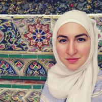 Nadine Saadi (Giftskout)