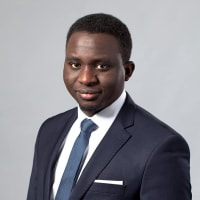 Adrame NDione (Gambia Angel Investors Network & Senator World business Angel Forum)