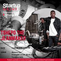 Tshepo Mohlala (Tshepo the Jean Maker)