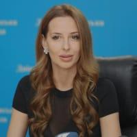 Jaanika Merilo (Dnipro city council)