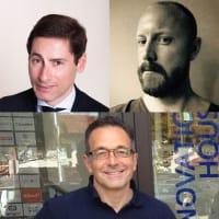 Carlo Fischione / Johan Frössén / Donnie SC Lygonis (Internet of Things-theme)