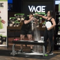Joe Johnson (Vade Nutrition)