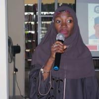 Maryam Gajere M. (SSA on ICT)
