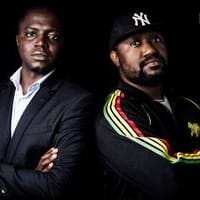 Malekano Mwanza and Edwin Chibanga (Fortress Media)