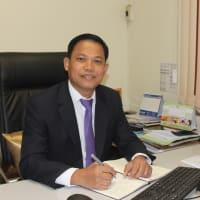 NGORN Saing (CEO, RMA Cambodia.)