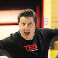 Patrick Newell (Tokyo International School,TEDxTokyo)