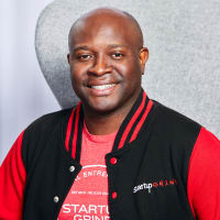 Phin Mpofu (Startup Grind)