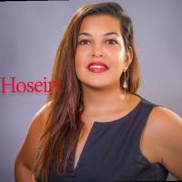 Sharisse Hosein (Psyched Up About Business)