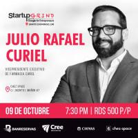 Julio Rafael Curiel (Farmacias Carol)