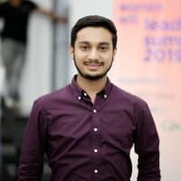 Hamza Tahir's avatar.'