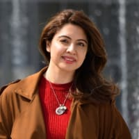 Sidra Iqbal (Aaj News)