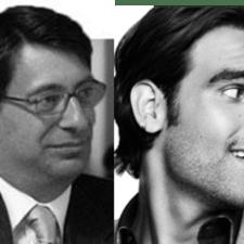 Enrico Beltramini & Jamal Motlagh