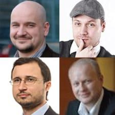 Kusmierz, Bajtala, Koscielny, Czaplicki