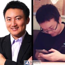 Lai Yonghao 赖勇浩, Lu Wenjie 路文杰