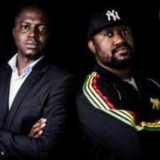 Malekano Mwanza and Edwin Chibanga
