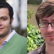 Ramy Adeeb and Mark Percival
