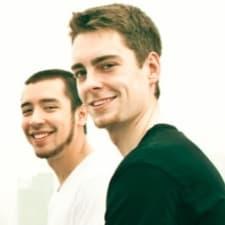 Tim Nybo and Nick Ramil