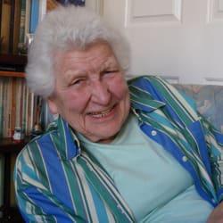 Dr Joan Martin MBE