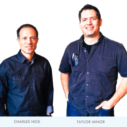 Taylor Minor & Charles Nick
