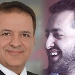 Akbar Arghandiwal & Yousuf Dawran