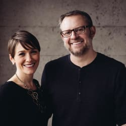 Angela & Ethan Stowell, Co Founders
