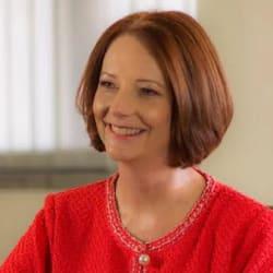 Hon Julia Gillard