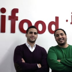 Omar Akel and Zeid Husban