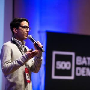 Mauricio Salgado, CEO Garage