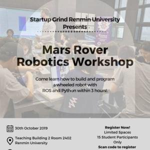 Mars Rover Robotics Workshop