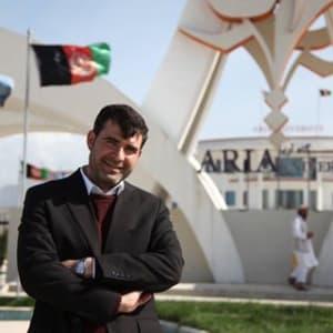 Abdul Majid Nasrtyar (Managing Director, Aria University)