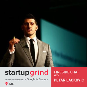 We are hosting Petar Lackovic