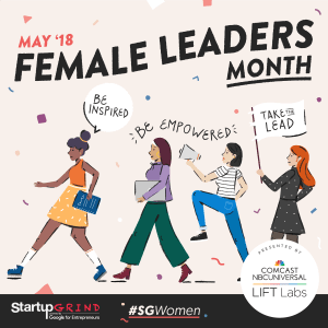 May is #SGWomen month!