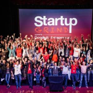 Startup Entrepreneur Building Venture