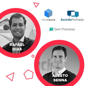 Startup Grind Rio recebe Alberto Senna (VP Jurídico da Estácio) e Rafael Dias (AB2L e Acordo Fechado)