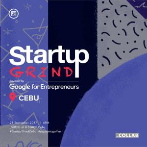 Startup Grind Cebu Hosts JP Chiongbian