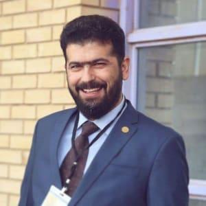 STARTUP GRIND NAJAF HOSTS   Mohammed Riyad Al Moussawi,