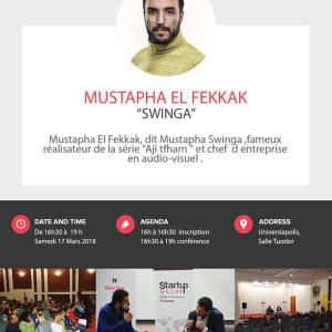 Rencontre avec Mustapha Swinga CEO d'ArtCoustic