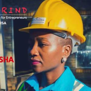 We are hosting Alice Madisha (Smith & Madisha Construction)