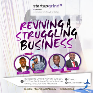 Reviving a Struggling Business: A Fireside Chat with Marvin Palmer and Odumusi Emmanuel